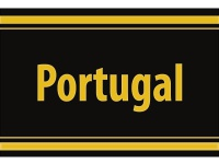 """1 x SAFE 1130 SIGNETTE Aufkleber selbstklebend """" Portugal """""""