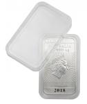 100 x LINDNER S22552747P Rechteckige Münzkapseln Münzenkapseln Innen 27x47 mm Für 1 Oz Australien