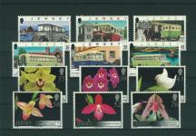 100 x C6 Lindner S869-4 Einsteckkarten Steckkarten Klemmkarten 4 Streifen + Schutzfolie