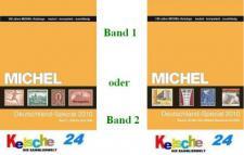 Michel Deutschland Spezial Bd. 1 & 2 2010 + Bonus E