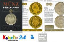 Money Trend Verlag Gerd-Volker Weege Münzfälschungen Deutsches Kaiserreich 1871-1918 Münzkatalog mit Preisen Bd. 2 - 2008