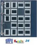 SAFE Hüllen Spezialblätter A4 f. DIAS 3 St. -20%