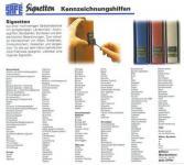 100 x SAFE SIGNETTEN freie Auswahl - Liste Gratis