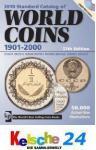 Standard Catalog of World Coins 1901-2000 +DVD 2010