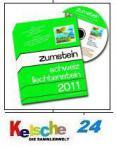 Zumstein Schweiz / Liechtenstein Katalog geb. 2011