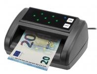 SAFE 9785 INFRAtronic Banknoten Geldschein Prüfgerät Flaschgelderkennung in 1 Sekunde Für Euro & GBP Britisches Pfund & USD $ Dollar