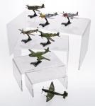 SAFE 5290 ACRYL Präsentationsbrücke Deko Aufsteller 150 x 85 x 65 Für Modellbau Militaria Orden Zinnsoldaten Linoliumfiguren