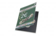 1 x SAFE 1361 Münzkarten Sammelkarten Blister Folder Klappkarten Für 5x 2 Euro Gedenkmünzen