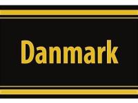 "1 x SAFE 1130 SIGNETTE Aufkleber selbstklebend Dänemark "" Danmark """