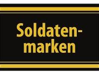 """1 x SAFE 1130 SIGNETTE Aufkleber selbstklebend """" Soldatenmarken """""""