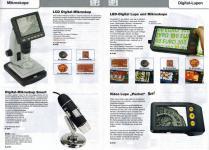 SAFE 4624 Präzision Standlupe Tischlupe Lupe Linse Acryl 120 mm 2 fache Vergrößerung + LED + Batterien