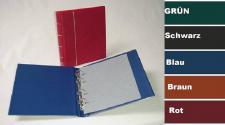 "KOBRA G24B Blau Universal Doppel-FDC-Album Sammelalbum "" XL "" (leer) zum selbst befüllen"