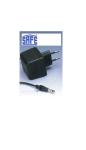 SAFE 1061 Adapter 220 - 240 V Volt für UV-Multi Prüfgerät 1060
