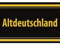 """1 x SAFE 1130 SIGNETTE Aufkleber selbstklebend """" Altdeutschland """""""