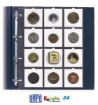 SAFE Münzhüllen Münzrähmchen 67x67 A4 Format 5 St