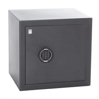 Atlas Tresore Sicherheitsschrank, Sicherheitsstufe B + S2, TA S24, 47 x 49 x 41, 5 cm, Elektronik