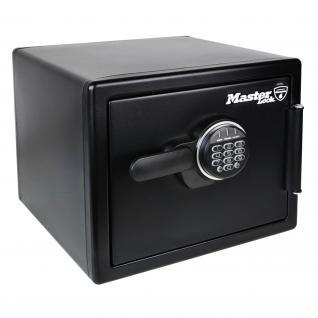 Master Lock LFW082FTC Feuerfester Tresor Elektronikschloss, DIN A4, 41, 5 x 34, 8 x 49, 1 cm
