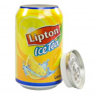 Dosensafe Dosentresor Geldversteck Lipton Ice Tea