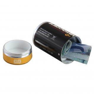 Dosensafe Dosentresor Geldversteck Batterie - Vorschau 2