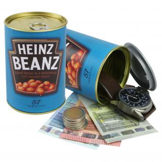 Dosentresor Dosensafe Heinz Beanz, 1723206, 11 x 7, 5 cm