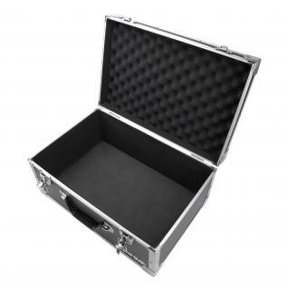 HMF 18441-02 Aufbewahrungskoffer, Transportkoffer Aluminiumrahmen, 48 x 32 x 22, 5 cm