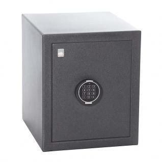 Atlas Tresore Sicherheitsschrank, Sicherheitsstufe B + S2, TA S23, 43 x 36 x 41 cm, Elektronik