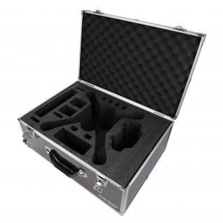 HMF 18811-02, X101 MJX Transportkoffer, Alurahmen, Transportbox, 51 x 34 x 21, 5 cm