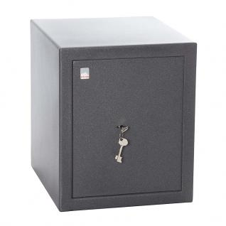 Atlas Tresore Sicherheitsschrank, Sicherheitsstufe B + S2, TA S23, 43 x 36 x 41 cm, Doppelbart