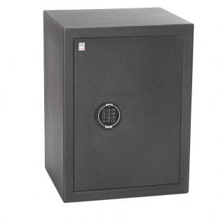 Atlas Tresore Sicherheitsschrank, Sicherheitsstufe B + S2, TA S25, 66 x 49 x 41, 5 cm, Elektronik