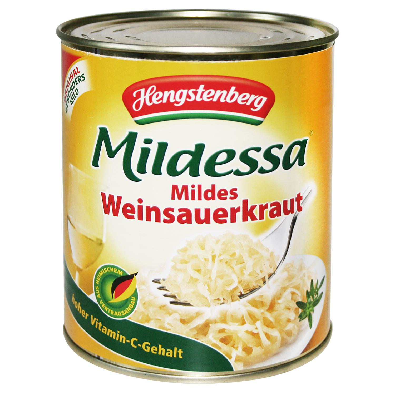 Dose Sauerkraut
