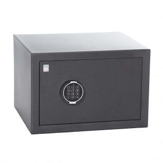 Atlas Tresore Sicherheitsschrank, Sicherheitsstufe B + S2, TA S22, 33 x 49 x 41 cm, Elektronik - Vorschau 1