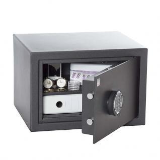 Atlas Tresore Sicherheitsschrank, Sicherheitsstufe B + S2, TA S22, 33 x 49 x 41 cm, Elektronik - Vorschau 3