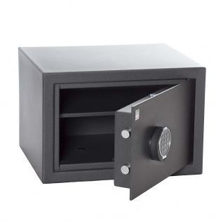 Atlas Tresore Sicherheitsschrank, Sicherheitsstufe B + S2, TA S22, 33 x 49 x 41 cm, Elektronik - Vorschau 2