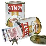 Dosensafe Dosentresor Geldversteck Rinti Hundefutter