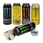HMF 1723300 Dosentresor Dosensafe Monster Energy Drink, Geldversteck, 16 x 6, 5 cm