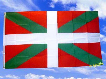 Flagge Fahne Baskenland 150 X 90 Cm - Vorschau