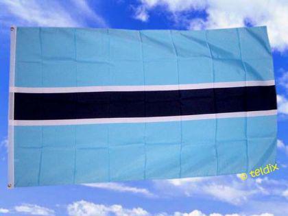 Flagge Fahne BOTSWANA 150 x 90 cm