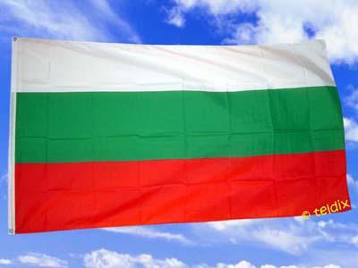 Flagge Fahne BULGARIEN 150 x 90 cm