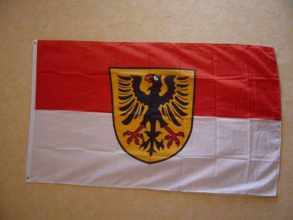 Flagge Fahne DORTMUND 150 x 90 cm