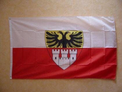 Flagge Fahne DUISBURG 150 x 90 cm