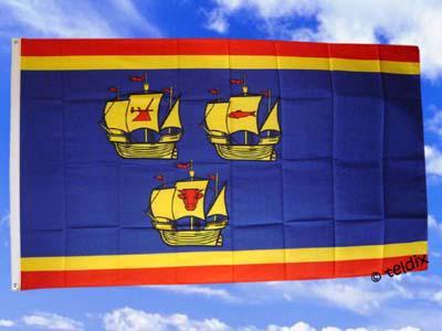 Flagge Fahne EIDERSTEDT 150 x 90 cm - Vorschau
