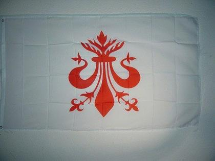 Flagge Fahne FLORENZ 150 x 90 cm