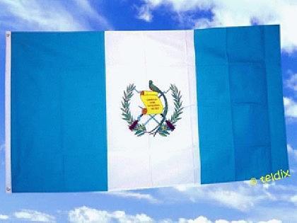 Flagge Fahne GUATEMALA 150 x 90 cm