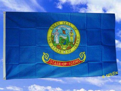 Flagge Fahne, IDAHO 150 x 90 cm