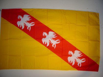 Flagge Fahne LORRAINE 150 x 90 cm - Vorschau