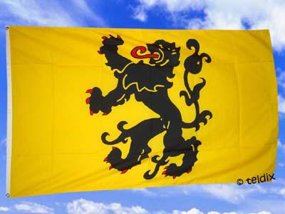 Flagge Fahne Ostflandern 150 X 90 Cm - Vorschau