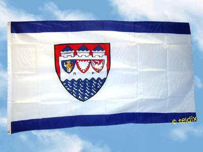 Flagge Fahne STEINBURG 150 x 90 cm - Vorschau