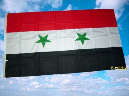 Flagge Fahne SYRIEN 150 x 90 cm