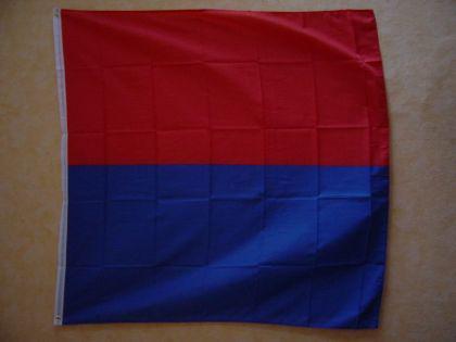 Flagge Fahne TESSIN 120 x 120 cm