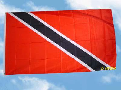 Flagge Fahne TRINIDAD UND TOBAGO 150 x 90 cm